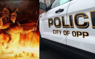 Alabama Police Department Blames Satan for Rise in Murders